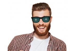 Partybrille / Werbebrille
