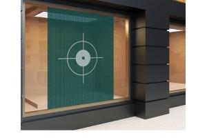 Lochfolie / Windowgraphics