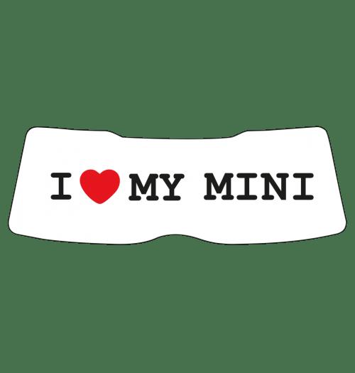 Mini Hatch R56 2. Generation Love