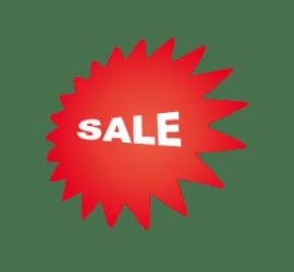 Sale Stern Format 50 x 50 cm