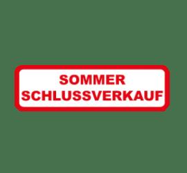 Sommer Schlussverkauf Format 40 x 20 cm