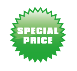 Special price 60 x 60 cm