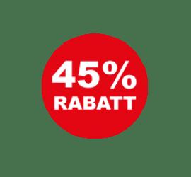 45% Format 40 x 40 cm