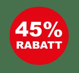 45% Format 60 x 60 cm