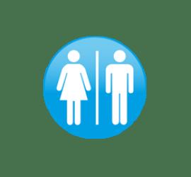 WC Format 50 x 50 cm