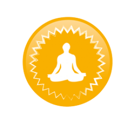 Yoga Format 100 x 100 cm