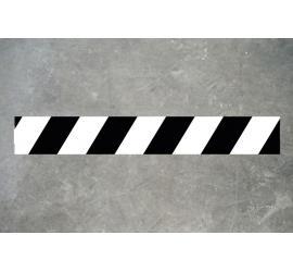 Bodenfolie 70x10cm Abstandsstreifen