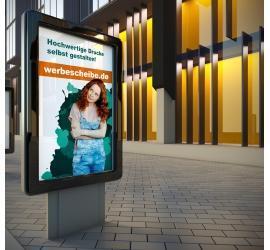 Citylight Poster 118,5 x 175cm