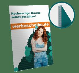Hohlkammer Plakat 42 x 60cm A2