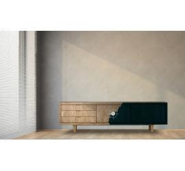 Transparente Möbelfolie individuelles Format