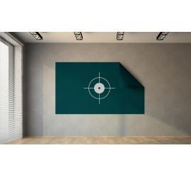 Selbstklebende Wandfolie individuelles Format