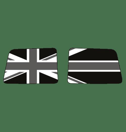 Mini Clubman R55 1. Generation Unionjack Black