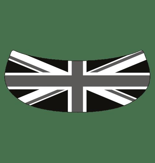 Mini R58 Unionjack Black