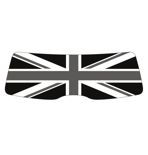 Mini F60 Unionjack Black