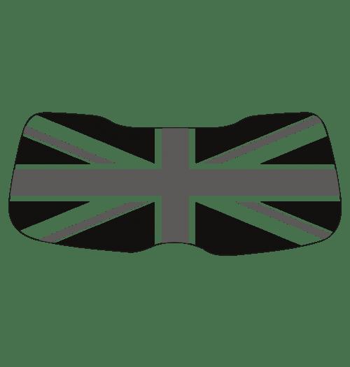 Mini F55 Unionjack Black