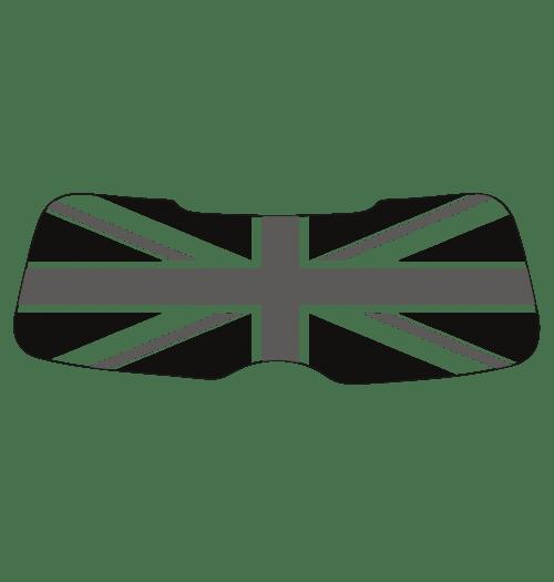 Mini F56 Unionjack Black
