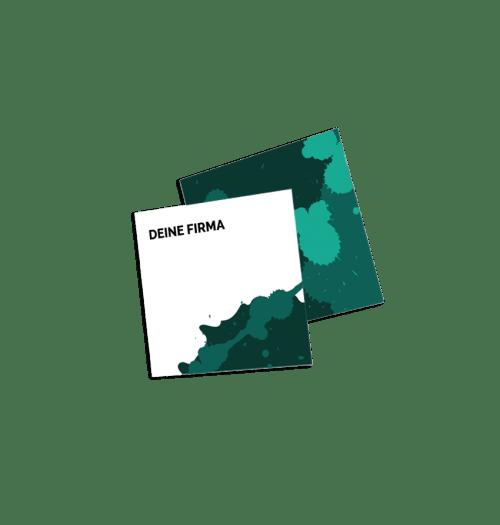 Visitenkarten im Bundle 5,5 x 5,5cm